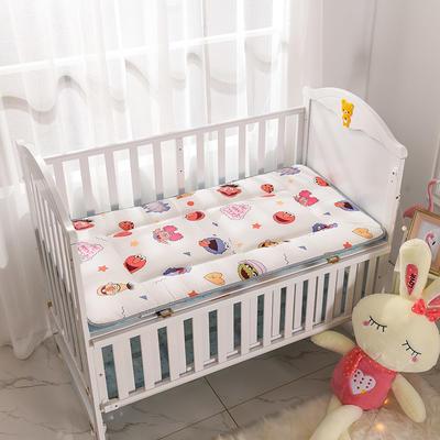 2019新款-全棉儿童床垫 56X100cm 芝麻街