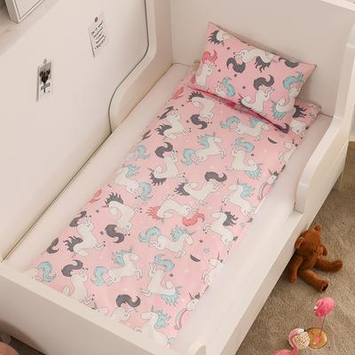 2020新款全棉13372全棉床垫套 幼儿园床垫套 60*120cm 小飞马