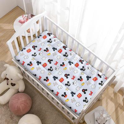 2020新款全棉儿童床垫-正反面全棉儿童床垫 60x120cm 妙妙