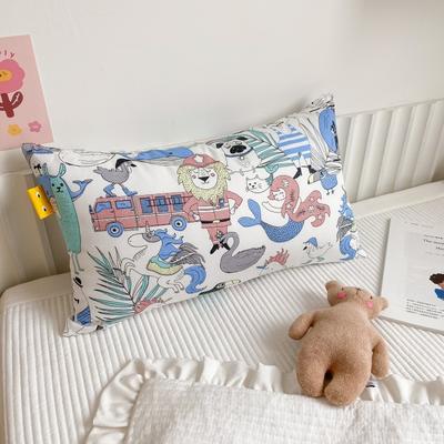 2020新款全棉儿童枕芯30X50厘米 拉米洛