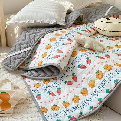 2020年新款全棉床垫(床护垫) 1.0x2米 爱生活