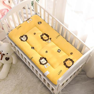2020新款牛奶绒床垫 幼儿园床垫 儿童床垫 冬夏两用-系列一 60x120厘米 辛巴