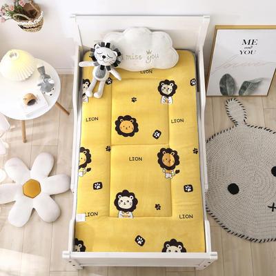 2020新款牛奶绒床垫 幼儿园床垫 儿童床垫 冬夏两用-系列二 60x120厘米 辛巴