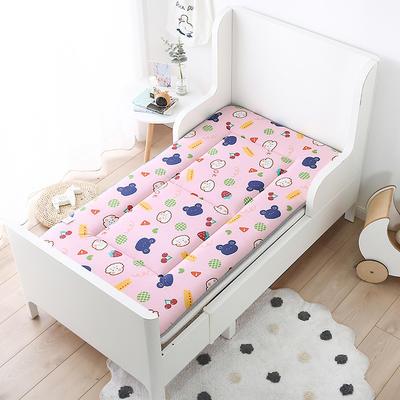 2021年新款宝宝床单床褥游戏毯午睡垫子全棉儿童床垫 60*120cm 可爱多