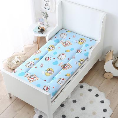 2021年新款宝宝床单床褥游戏毯午睡垫子全棉儿童床垫 60*120cm 奶牛宝贝