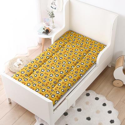 2021年新款宝宝床单床褥游戏毯午睡垫子全棉儿童床垫 60*120cm 小狮子