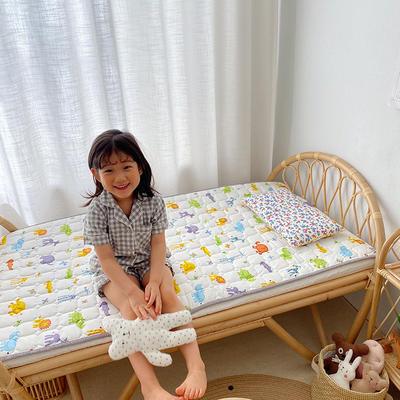 2021新款全棉儿童床垫1.5厚度 60*120厘米 萌宠乐园