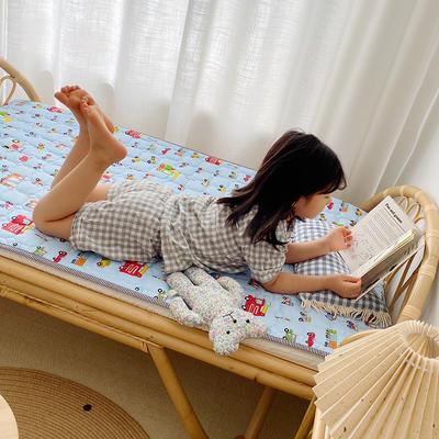 2021新款全棉儿童床垫1.5厚度 60*120厘米 小汽车