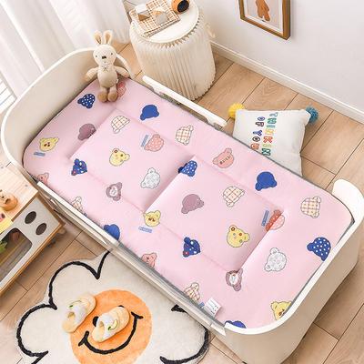 2021年新款床垫床褥 幼儿园床垫 儿童床垫 60*120cm 可爱小熊