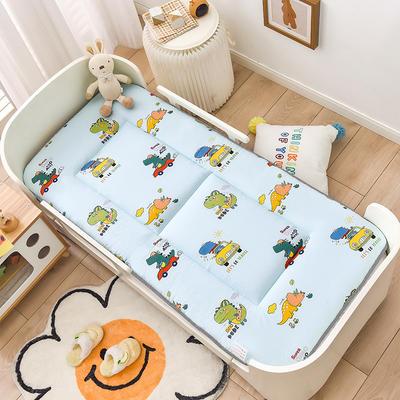 2021年新款床垫床褥 幼儿园床垫 儿童床垫 60*120cm 恐龙巴士