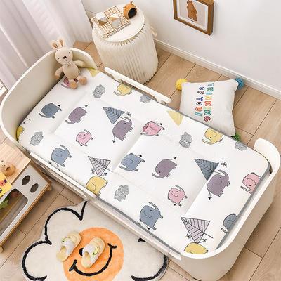 2021年新款床垫床褥 幼儿园床垫 儿童床垫 60*120cm 小象