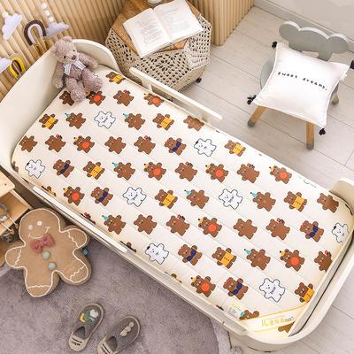 2021新款加厚款全棉床垫 加厚幼儿园床垫 儿童床垫床褥 可拆洗 60*120cm 摩登熊-加厚款