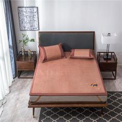 2019新款经典花样绣花藤席 1.5m(5英尺)床 小可爱