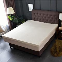2019新品-皇家全棉乳胶床垫 --1.8米 2米- 厚度5cm 7.5cm 10cm 180*200 / 5cm 白色(A)