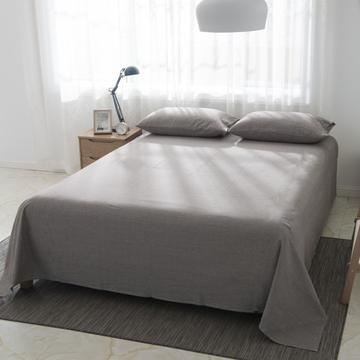2019新品-全棉色织水洗棉床单