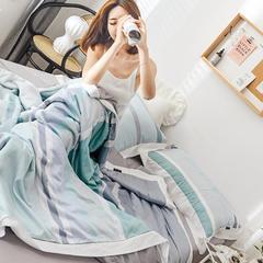 2019新款60s兰精天丝夏被可搭配同款枕套 枕套48*74cm/2只 格瑞斯
