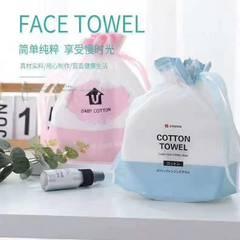 新款-无纺布一次性毛巾袋装 每袋