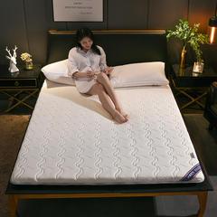 2019新品-针织透气款床垫.2(厚度10公分) 0.9*2.0米 /10公分 魅力白