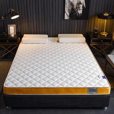 2020新款乳胶海绵床垫-成人款终板-6公分乳胶海绵床垫 0.9X2.0米 网格白