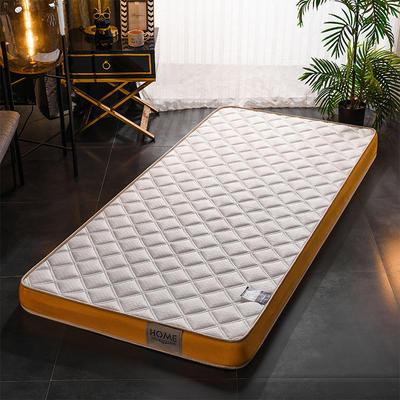 2020新款乳胶海绵床垫-学生款-终版-10公分 0.9X2.0米 网格白