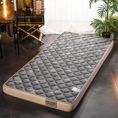 2020新款乳胶海绵床垫-学生款-终版-10公分 0.9X2.0米 椰灰