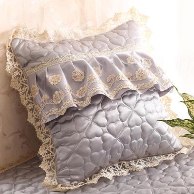 209新款抱枕-玛丽王妃 45*45抱枕套内径通用 玛丽王妃-银灰