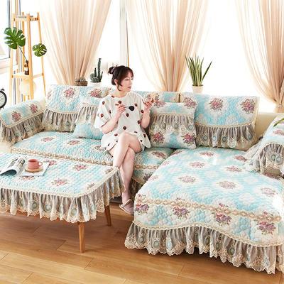 2019新款洛可可系列沙发垫 50*70+18cm边 1