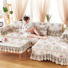 2019新款洛可可系列沙发垫 70*70+18cm边 2
