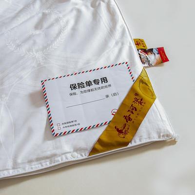 2020新款-60全棉蚕丝被 200*230cm5斤 白色