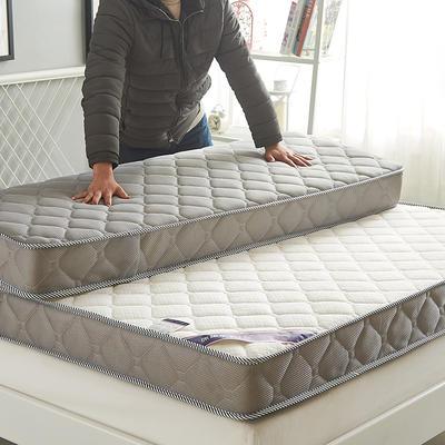 2019新款三明治针织立体床垫10公分 90*200-10cm 灰色