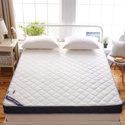 2019新款三明治针织立体床垫6公分 180*200-6cm 蓝色