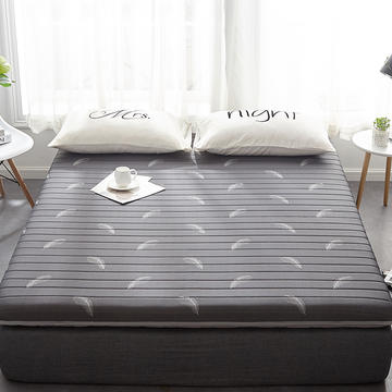 2019新款乳胶三明治床垫--大床款