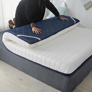 2020新款乳胶记忆慢回弹海绵床垫