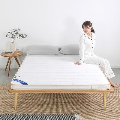 2020新款可脱卸空气纤维乳胶床垫 1.2m 白色