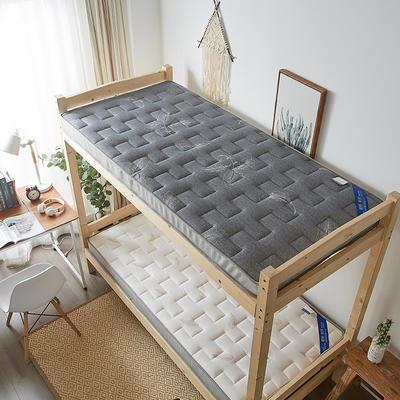 2020新款学生款针织立体透气5D床垫 150*200 灰色