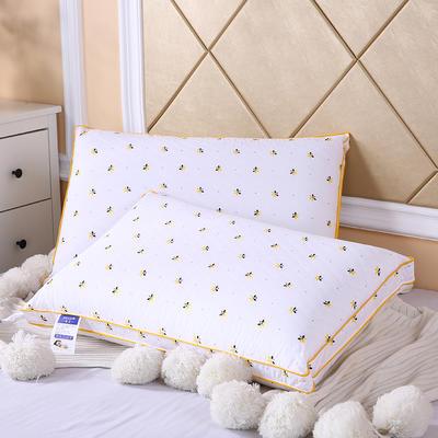 2019新款热熔枕48*74 小蜜蜂/个