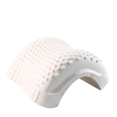 2019新款舒適乳膠枕40*60 顆粒乳膠枕/只