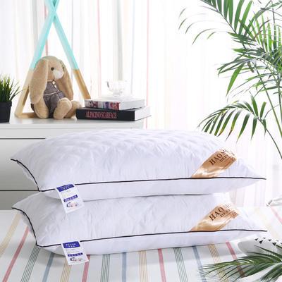 2019新款特價促銷枕 單邊絎縫42*70/只