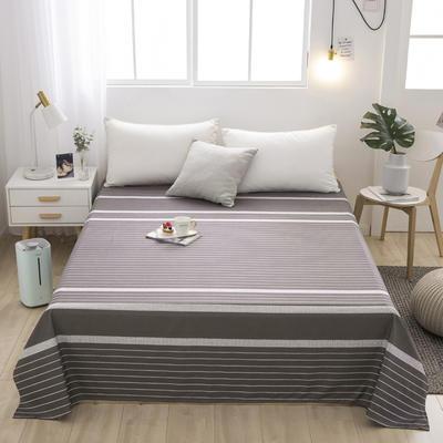 芦荟棉床单单件学生宿舍单人床1.2m双人床1.8m 90cmx210cm 记忆时光