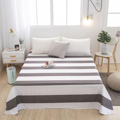 芦荟棉床单单件学生宿舍单人床1.2m双人床1.8m 90cmx210cm 罗马空间