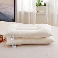 双胞胎家纺乳胶碎颗粒枕乳胶枕头针织外套成人枕芯一件代发 30*50