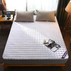 2019新款 床护垫 90*200cm 白色   防护垫