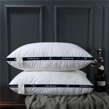 新品全棉绗绣枕枕头枕芯