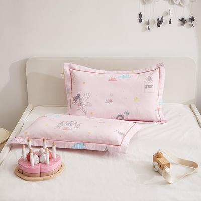 2020新款儿童A类全棉磨毛枕套—暖绒系列 35cmX55cm/个枕套 小仙女