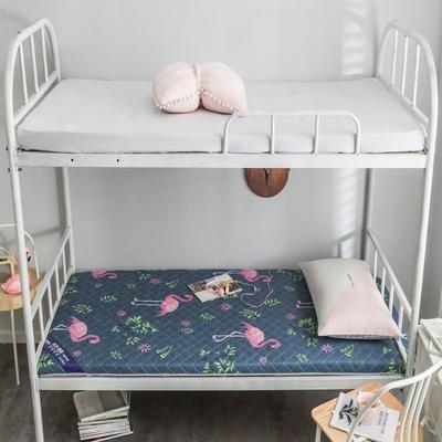 2019新款印花学生系列床垫 0.9x2.0m 火鸟