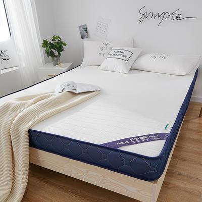 2019新款乳胶床垫10厘米立体款 0.9*2米 白