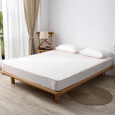 2020新款黑科技铜纤维抗菌防螨床笠 90*200cm定做 米白色