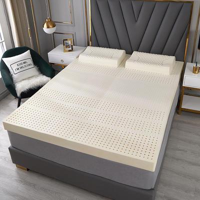 2020新款純乳膠床墊A品 90*190cm含內外套 平板舒適款10厘米