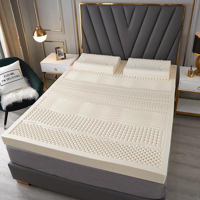 2020新款純乳膠床墊A品 90*190cm含內外套 七區按摩款7.5厘米
