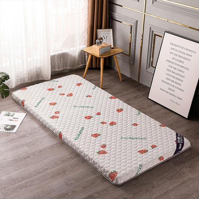 2020新款針織乳膠椰棕墊學生款床墊-終板 60*120cm 棕墊草莓